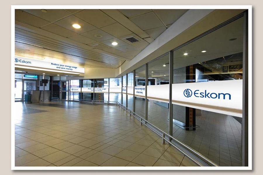 Advert | Eskom OR Tambo