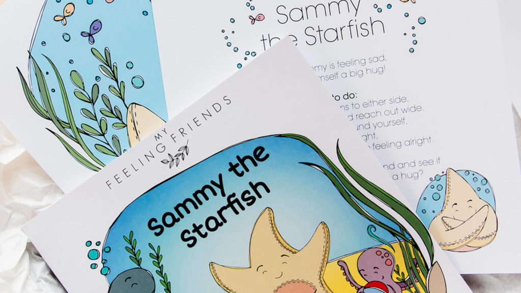 Promotional Campaign | Sammy The Starfish