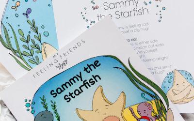 Sammy the starfish